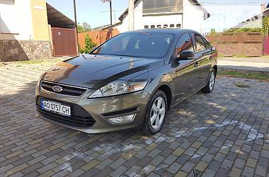 Ford Mondeo 2.0 TDCI 2011