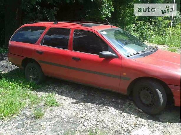 Ford Mondeo 1993 года