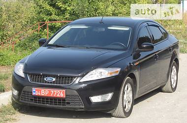 Ford Mondeo 2.0 BLACK EDITION 2010