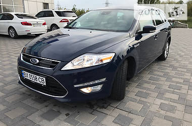 Ford Mondeo 2.0  120 kw 2013