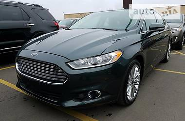 Ford Mondeo 2.0 2015