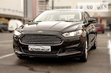 Ford Mondeo 2.5 2013