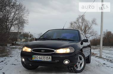 Ford Mondeo 1.8i_A/C 1999