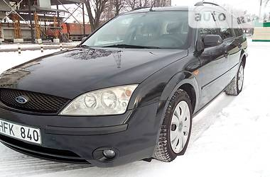 Ford Mondeo Black Edition 2.0 D  2002