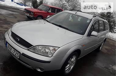 Ford Mondeo 2.0 TDCI 96 KLV 2003
