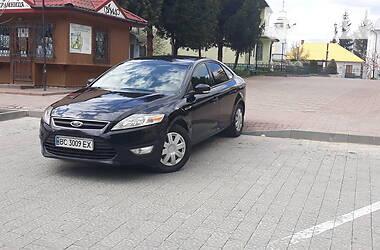 Ford Mondeo 4 2011