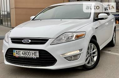 Ford Mondeo IDEAL 2012