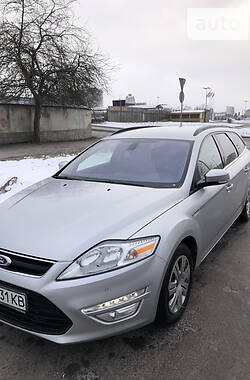 Ford Mondeo 1600 2013