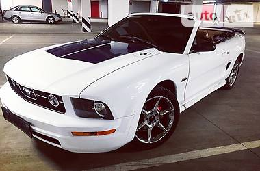 Ford Mustang GT Cabrio 1994
