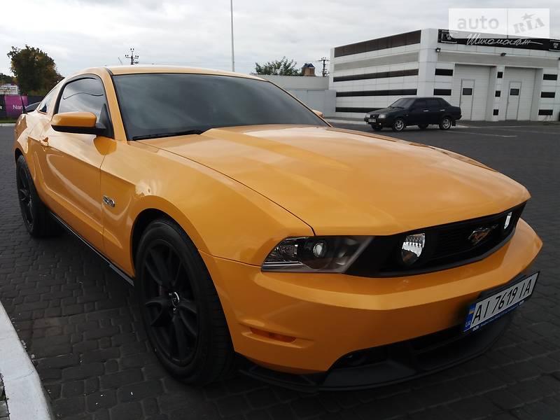 Хэтчбек Ford Mustang GT