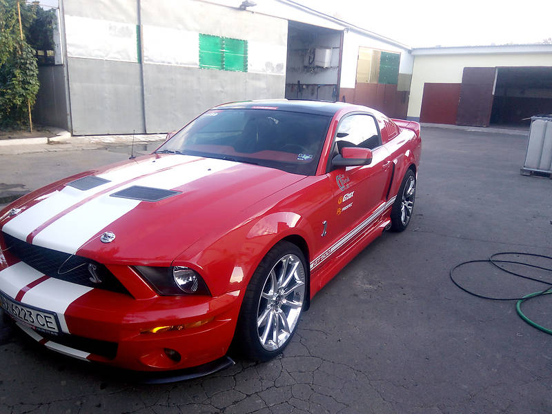 Купе Ford Mustang Shelby