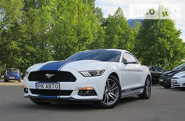 Ford Mustang 2.3i EcoBoost 2016