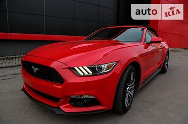 Ford Mustang Premium 2016