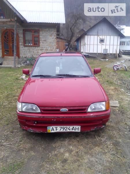 заказ онлайн запчастей на ford orion 1991