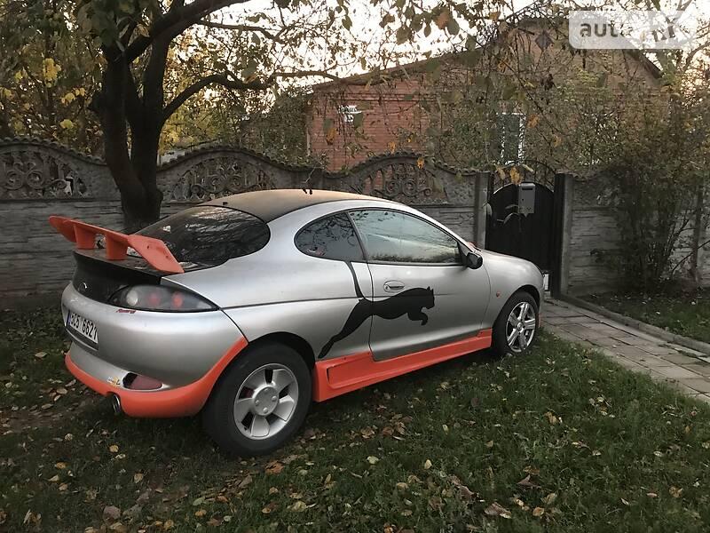 Хэтчбек Ford Puma