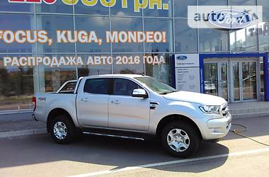 Ford Ranger Limited AT 2017