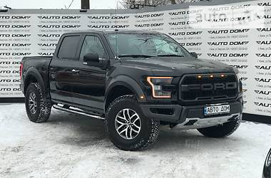 Ford Raptor performance 2018