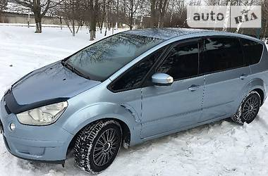 Ford S-Max 2.0i_ 2007