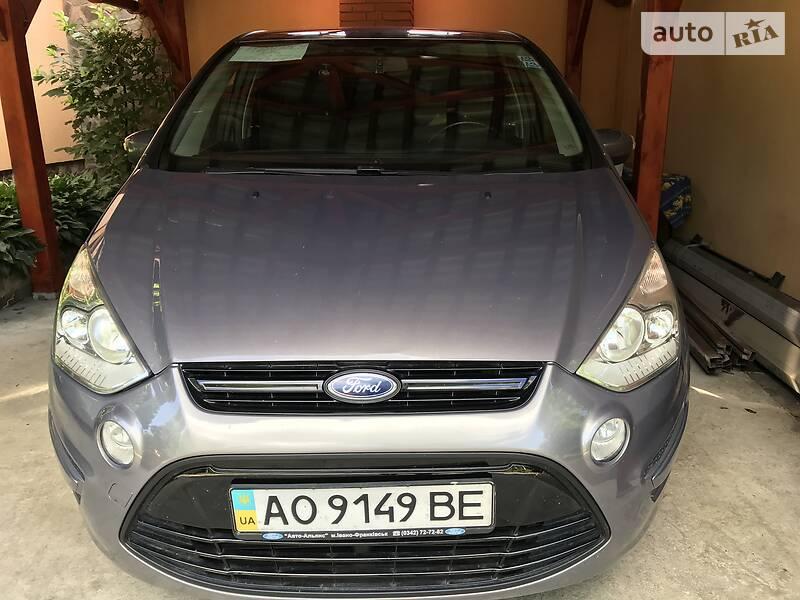 Универсал Ford S-Max