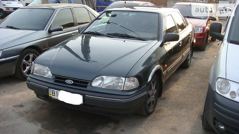 Хэтчбек Ford Scorpio
