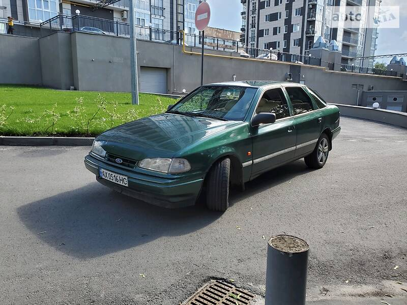 Другой Ford Scorpio