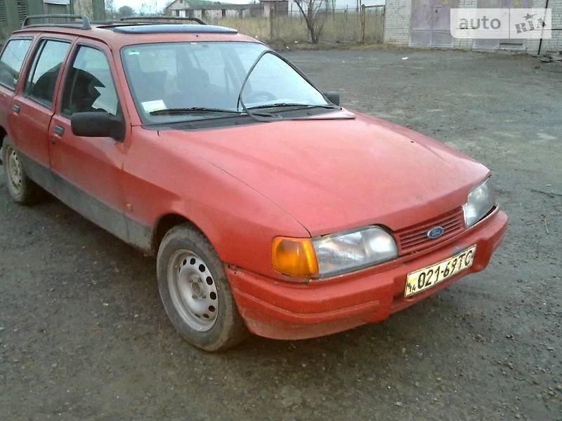 Универсал Ford Sierra