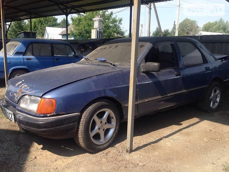 Ford Sierra 1987 года