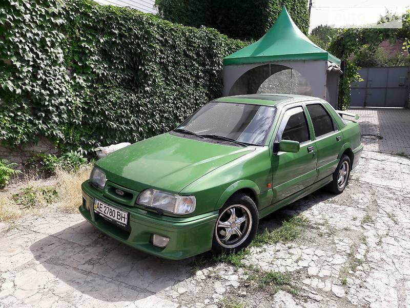 Тюнинг форд сиерра седан