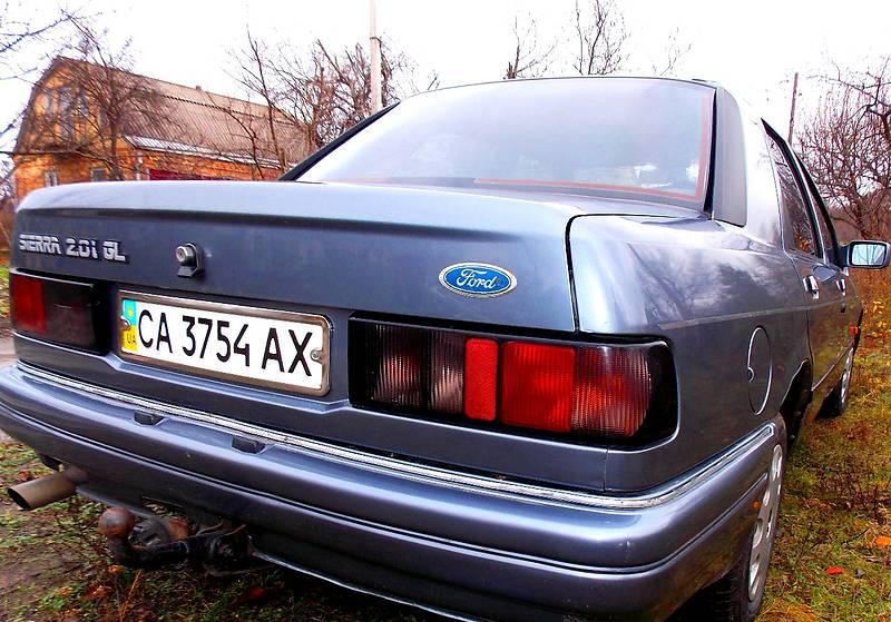 Ford Sierra 1989 года