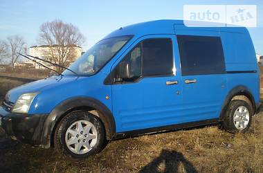Ford Tourneo Connect пасс.  2003