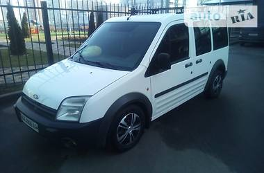 Ford Tourneo Connect пасс.  2005
