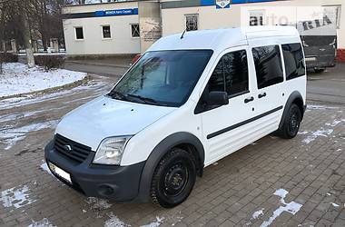 Ford Tourneo Connect пасс.  2012