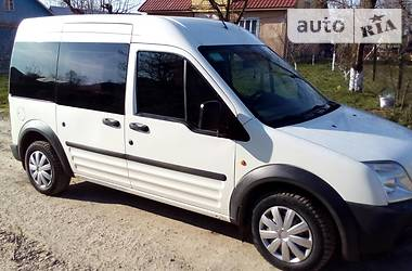Ford Tourneo Connect пасс.  2004