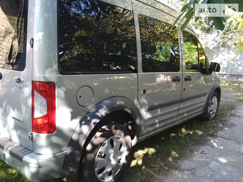 Ford Tourneo Connect пасс.