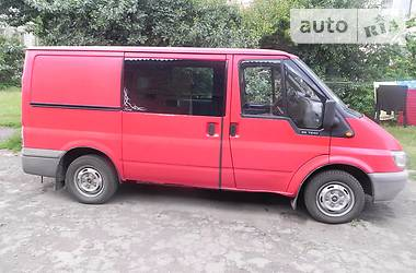 Ford Transit Chassis  2004