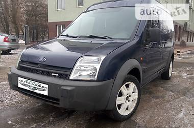 Ford Transit Connect груз.  2003