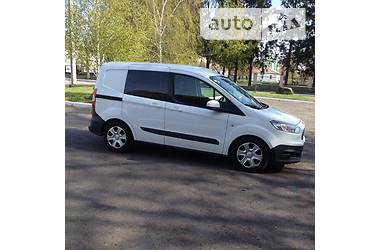 Ford Transit Connect груз.  2015