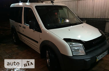 Ford Transit Connect пасс. 1.8 TDI  2006