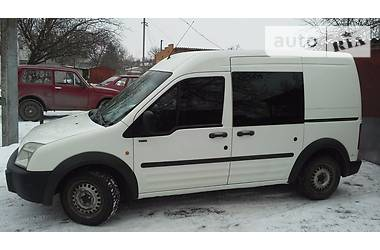 Ford Transit Connect пасс. 66кв 2005
