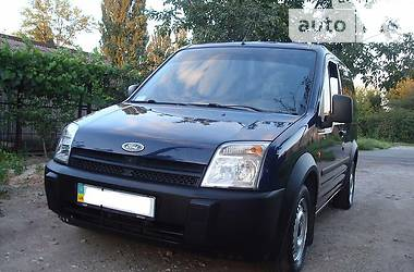 Ford Transit Connect пасс.  2004