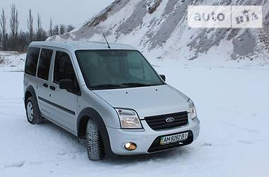 Ford Transit Connect пасс.  2012