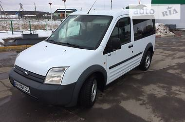 Ford Transit Connect пасс. 1.8 2009