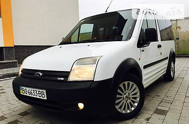 Ford Transit Connect пасс. DIZEL-MAIMAL-FULL 2009