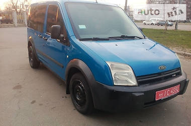 Ford Transit Connect пасс. 66kw 2003