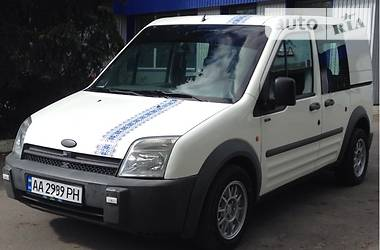 Ford Transit Connect пасс. 1.8 TD 2003