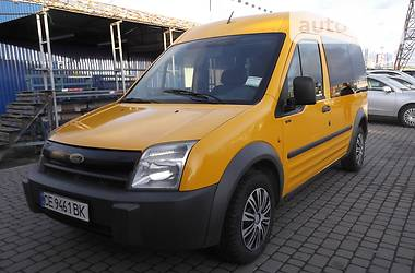 Ford Transit Connect пасс. Пассажир 2005