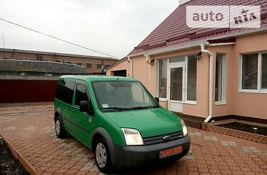 Ford Transit Connect пасс. 1.8 TDCI 2007