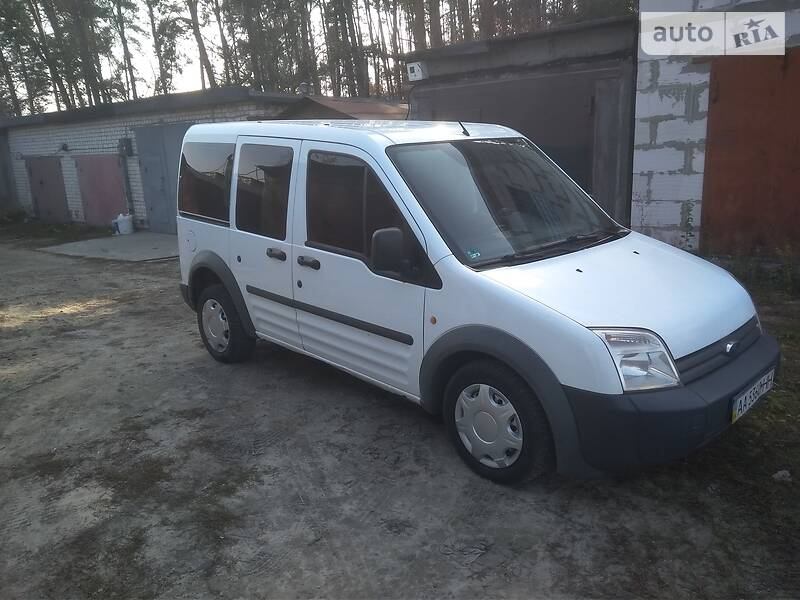 Купе Ford Transit Connect пасс.