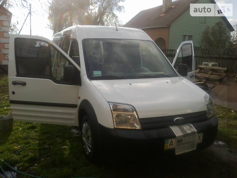 Ford Transit Connect пасс.
