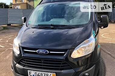 Ford Transit Custom груз-пас  2015